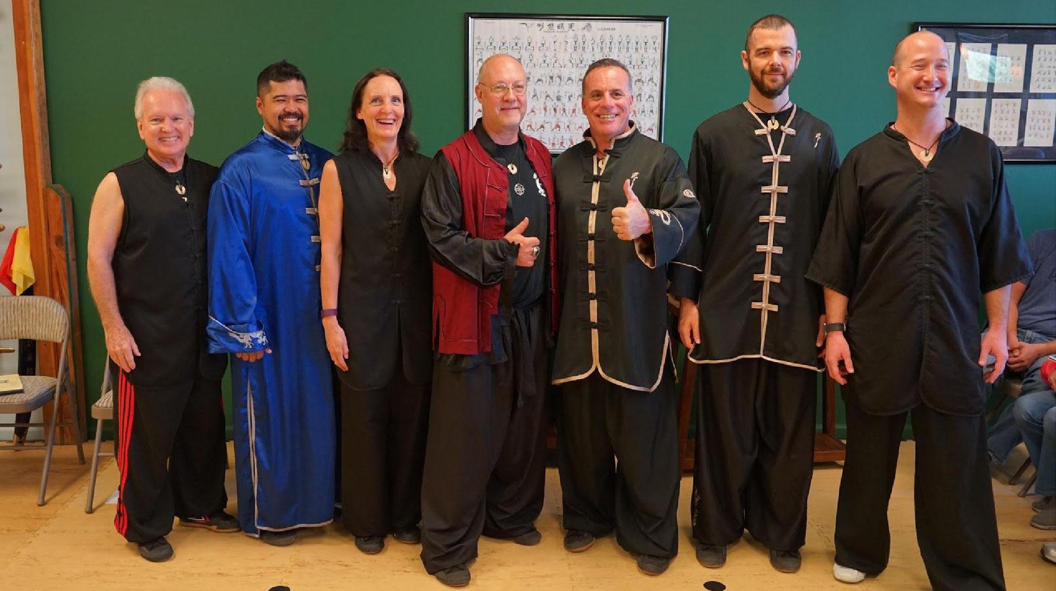 United Kung Fu Instructors