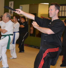 Michael Reese, Head Instructor